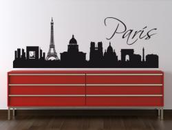 Vinilo decorativo Skyline Paris