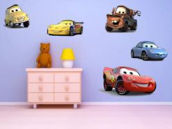 vinilo decorativo Infantiles cars