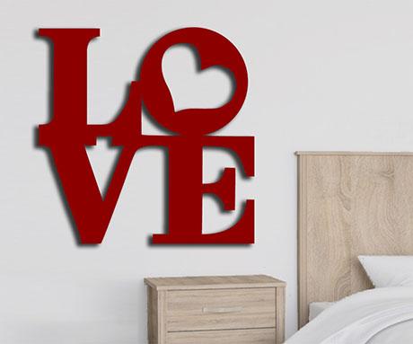 Texto_decorativo_3D_Love_Corazon