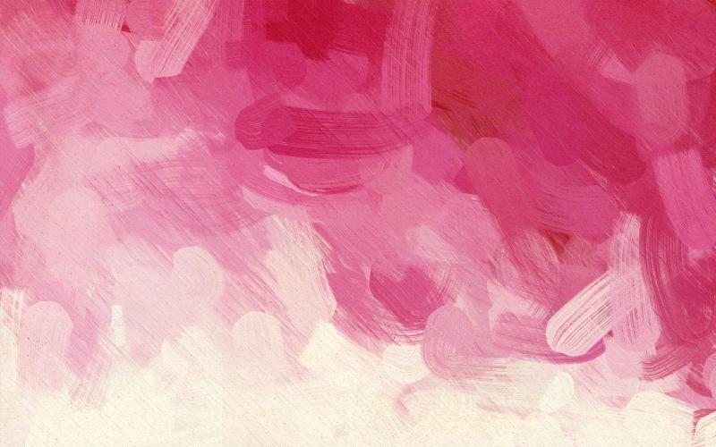 Foto mural trazos de pintura rosa varios for Definicion de pintura mural