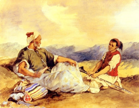 Delacroix_Eugene_Two_Moroccans_Seated_In_The_Countryside.jpg