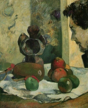 Gauguin,_(Eugene-Henri-)_Paul_-_1886_-_Still_Life_with_Profile_of_Laval.jpg