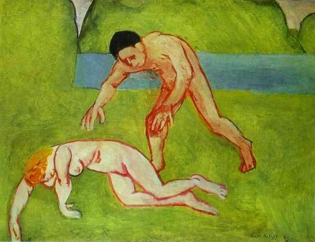 Henri_Matisse_-_Satyr_and_Nymph.JPG