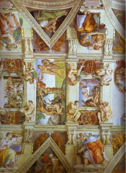 Michelangelo_-_Partial_view_of_the_the_frescoes_in_the_Sisine_Chapel.JPG