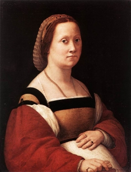 Raffaello_-_Portrait_of_a_Woman_(La_Donna_Gravida).jpg