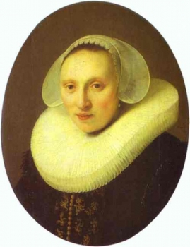 Rembrandt_-_Cornelia_Pronck,_Wife_of_Albert_Cuyper.JPG