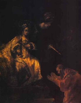 Rembrandt_-_Haman_Begging_Esther_for_Mercy.JPG