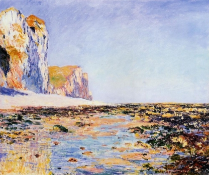 beach_and_cliffs_at_pourville__morning_effect.jpg