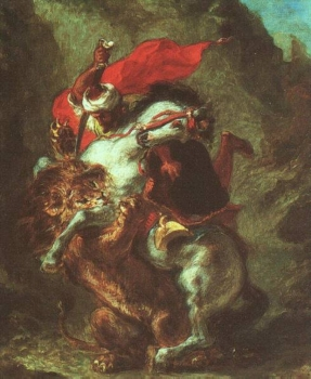 eugene_delacroix_-_arab_horseman_attacked_by_a_lion_(1849).jpg
