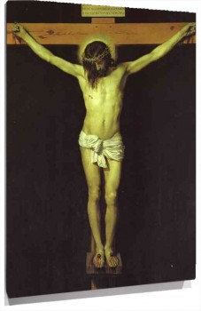 Lienzo Christ Crucified