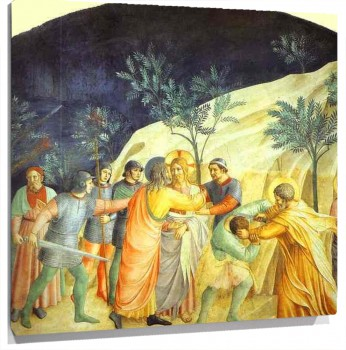Lienzo Arrest of Christ