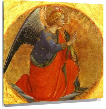 Lienzo Angel of the Annunciation