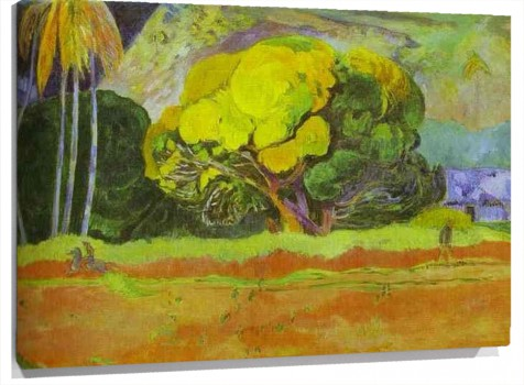 Gauguin_-_Fatata_Te_Moua_(At_The_Foot_Of_A_Mountain).jpg