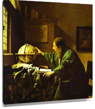 Lienzo The Astronomer