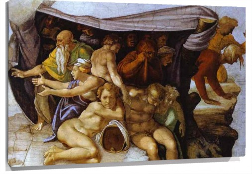 Michelangelo_-_The_Flood_(detail).JPG