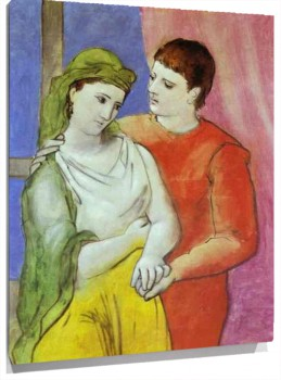 Pablo_Picasso_-_The_Lovers.JPG