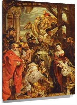 Lienzo Adoration of the Magi