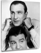 Murales Abbott & Costello