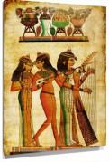 Lienzo Mujeres egipcias