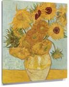 Murales Girasoles - Van Gogh