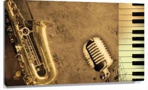 Murales instrumentos musica