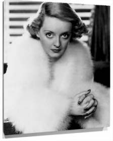 Lienzo Bette Davis