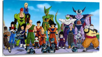 Miniatura Dragon Ball-Z