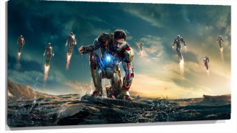 Lienzo Iron Man 3