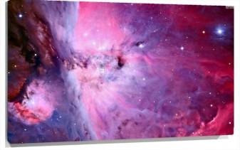 Lienzo Nebulosa Violet