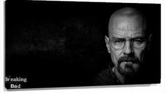 Lienzo Breaking Bad Walter White