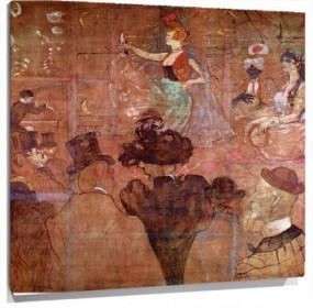 Lienzo Toulouse Lautrec