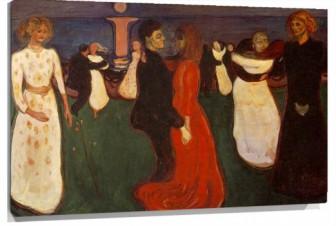 Lienzo The Dance Of Life