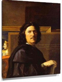 Lienzo Self-Portrait