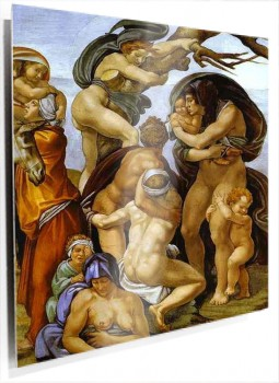 Michelangelo_-_The_Flood_(detail.JPG