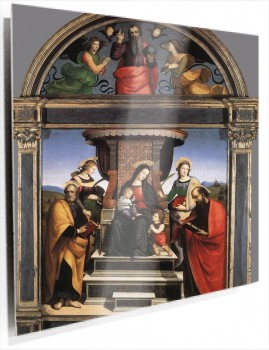 Raffaello_-_Madonna_and_Child_Enthroned_with_Saints.jpg