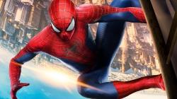 Murales Spiderman Ciudad Al Reves