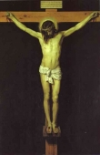 Foto mural Christ Crucified