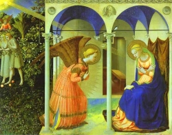 Murales Altarpiece of the Annunciation