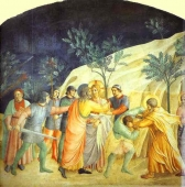 Murales Arrest of Christ
