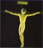 Lienzo Crucifix from the Santo Spirito Convent
