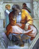 Murales The Prophet Jeremiah