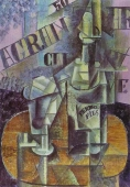 Murales Bottle of Pernod