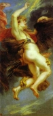 Murales The Abduction of Ganymede