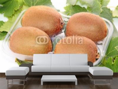 Foto mural cuatro kiwis alimentos for Muebles arjona rota