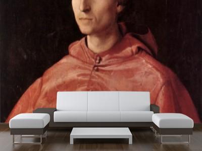 Foto mural portrait of a cardinal raffaello for Muebles arjona rota