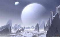 Murales Planeta blanco