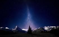 Murales Noche Estrellas