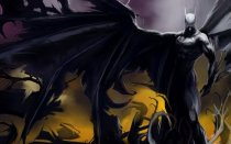 Murales Comic Batman