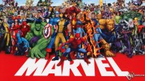 Murales Superheroes Marvel Comic