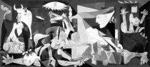 Murales El Guernica- Pablo Picasso